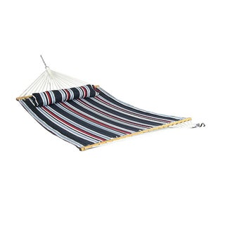 Sunnydaze Quilted Double Fabric 2-Person Hammock - Stand Not Included (More options available)