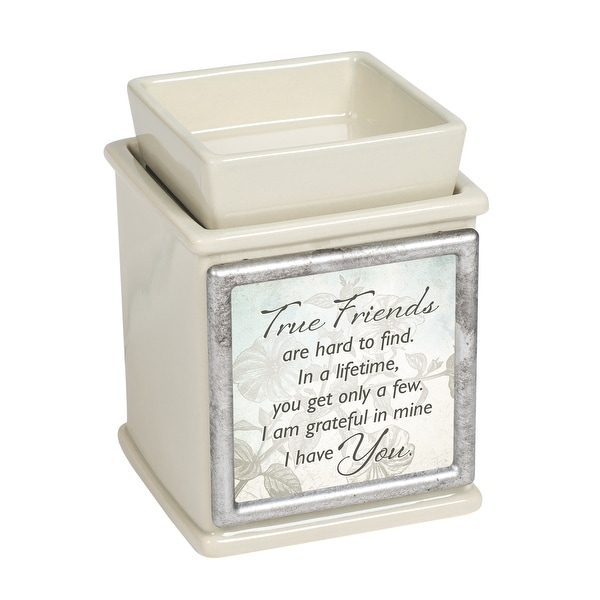 """5"""" White and Gray Frame on the Front Interchangeable Warmer - N/A"""