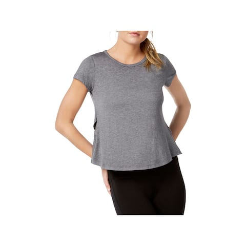 Calvin Klein Performance Womens T-Shirt Fitness Yoga