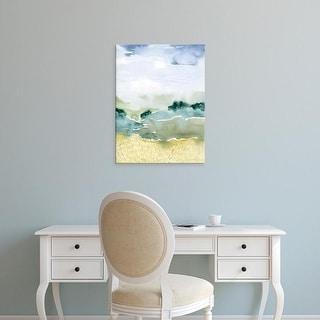 Easy Art Prints Grace Popp's 'Mountain Vale II' Premium Canvas Art