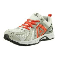 Reebok Runner MT Women  Round Toe Synthetic Gray Running Shoe