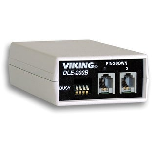 Viking Electronics VK-DLE-200BM Viking Two-Way Line Emulator