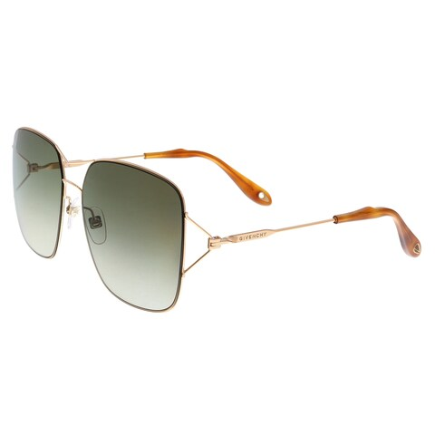Givenchy GV7004/S DDB CS Gold Copper Square Sunglasses - no size