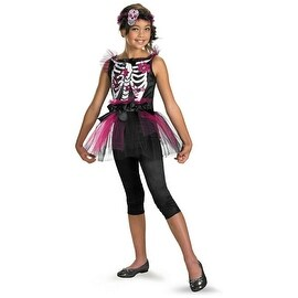 Boney Ballerina Costume Medium (7-8)