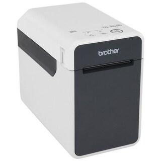Brother Td-2120N Compact Desktop/Network Thermal Printer
