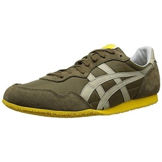 Onitsuka Tiger Womens Suede Athletic Fashion Sneakers - 12.5 medium (d)