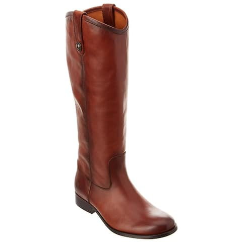 Frye Melissa Tall Leather Boot
