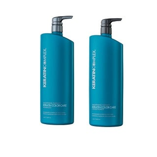 Keratin Complex Color Care Shampoo & Conditioner 33.8 oz ea