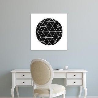 Easy Art Prints Terry Fan's 'Geodesic' Premium Canvas Art