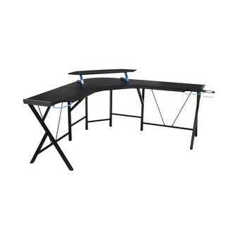 Link to RESPAWN 2000 Gaming Computer Desk, L-Shaped Desk (RSP-2000) Similar Items in Desks & Computer Tables