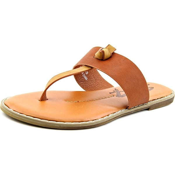 Seven7 Navo Women Open Toe Synthetic Thong Sandal