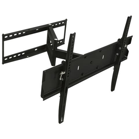 Mount-It! Full Motion TV Wall Mount Bracket For Flat Screen 32 to 65 Inch Televisions