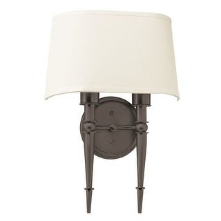 """AFX MNS1318218QEN 2 Light 13"""" Wide ADA Compliant Wall Sconce from the Montrose Collection"""