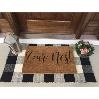 Royal Black White Rug 2 X 4 Free Shipping On Orders