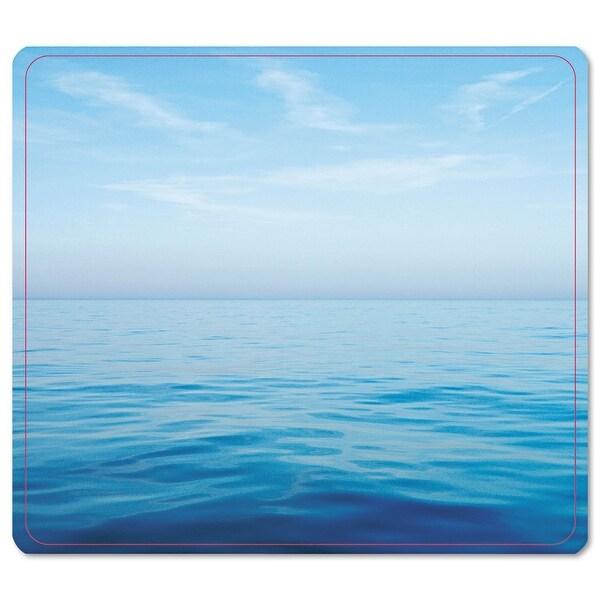 Fellowes, Inc. - Recycled Optical Mousepad - Blue Ocean