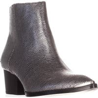 Calvin Klein Jeans Womens Narice Pointed Toe Ankle Fashion Boots