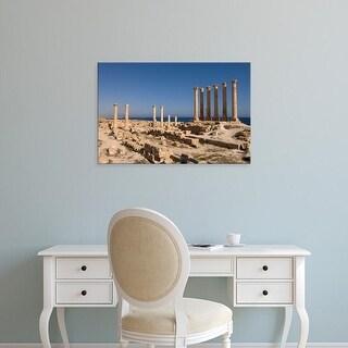Easy Art Prints Sergio Pitamitz's 'Sabratha Roman Site' Premium Canvas Art