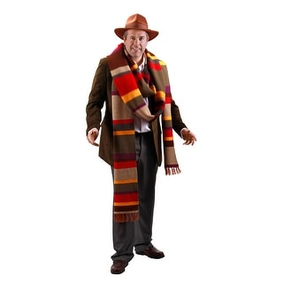 Doctor Who 4th Doctor 17' Unisex Costume Scarf