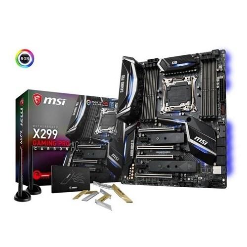 """MSI USA X299 PRO Desktop Motherboard Gaming Pro Desktop Motherboard"""
