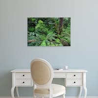 Easy Art Prints Martin Zwick's 'The Coastline Near Loch Ard Gorge I' Premium Canvas Art