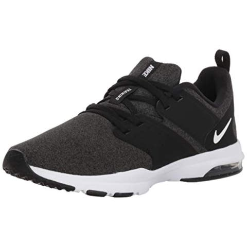 pretty nice 51606 1823a Nike Women s Air Bella Trainer Sneaker Black Cool Grey White