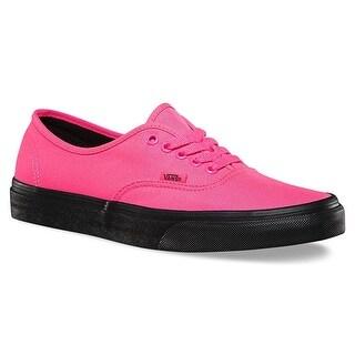 Vans Mens Authentic Low Top Lace Up Fashion Sneaker