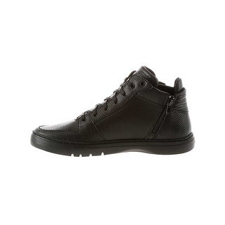 Creative Recreation Adonis Mid Sneakers in Black/Black