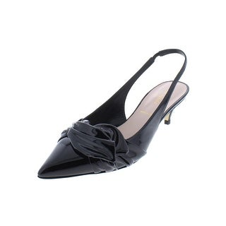 d03387b5e972 Shop Kate Spade Womens Ophelia Slingback Heels Patent Pumps - Free Shipping  Today - Overstock - 26055461