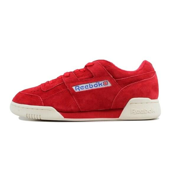 Reebok Workout Plus Vintage BD3383 Men Best sneakers shoes