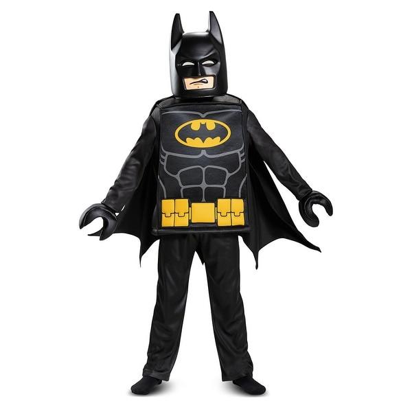 Child/'s Boys Prestige LEGO® Batman Movie Batman Costume