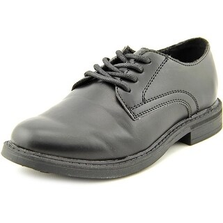 Classroom School Uniforms Oxy Youth Round Toe Synthetic Oxford