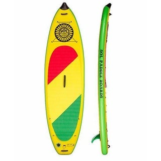 SOL Paddle Boards SOLrebel SUP 10' Inflatable SUP up to 250 lbs