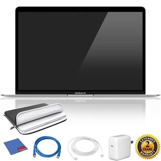 "Apple 13.3"" MacBook Air + Essential Accessories + Special 2 Year Extended Warranty"