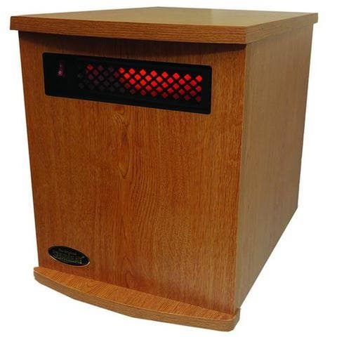 Original SUNHEAT Maple USA1500 Infrared Heater Made in the USA / Heats up to 1000 Square feet