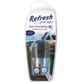REFRESH New Car/Cool Breeze Wick
