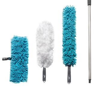 Full Connect 4-Piece All Purpose Cleaning Set