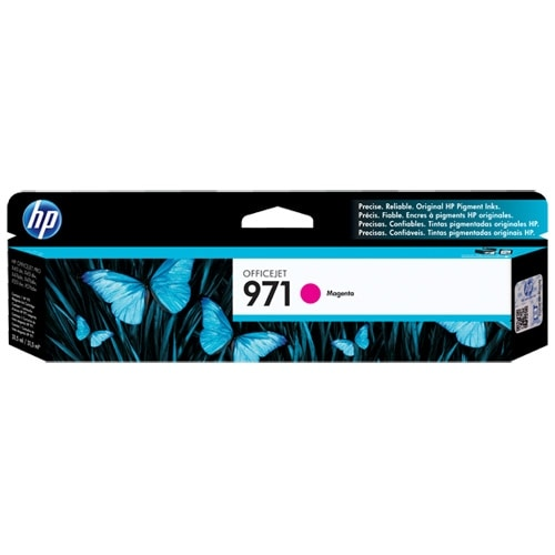 HP 971 Yellow Original Ink Cartridge (CN623AM)(Single Pack)