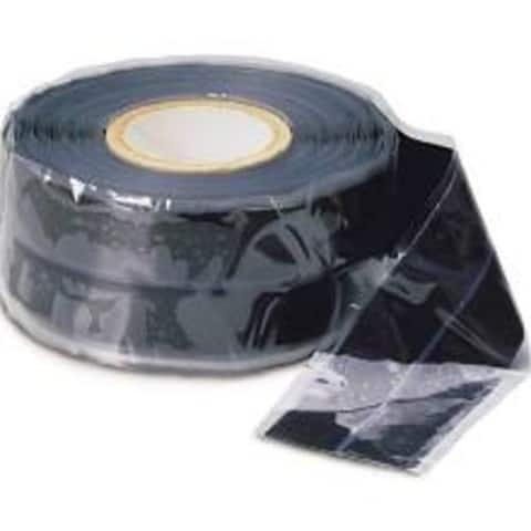 "Rescue Tape RT1000201201USC Silicone Tape, 1"" X 12', Black"