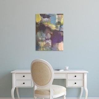 Easy Art Prints Jodi Fuchs's 'Calm Interlude' Premium Canvas Art