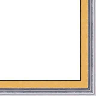 Picture Frame Fillet (Wood) - Fillet Silver Finish