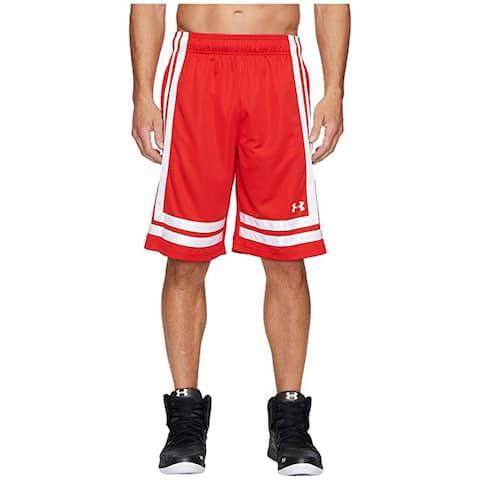 """Under Armour Men's Baseline 10"""" Shorts"""