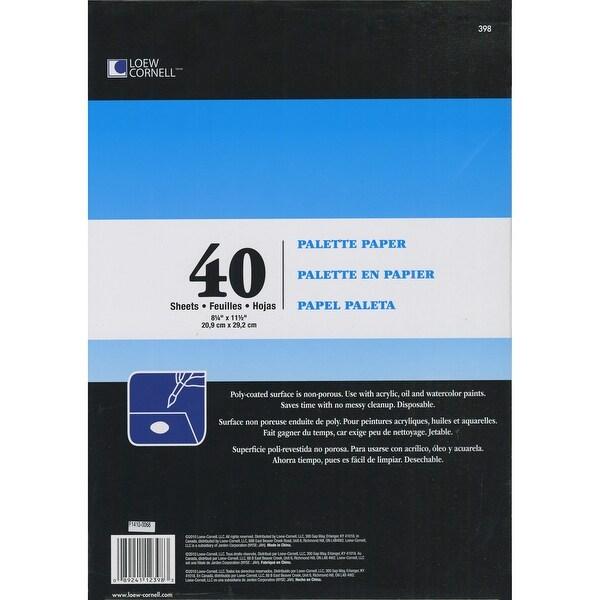 """Palette Papers 40/Pkg-8.25""""X11.5"""""""
