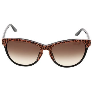 Just Cavalli JC 515S/S 05F Leopard Oval Sunglasses - 57-16-140