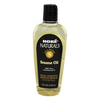 Hobe Laboratories Beauty Oil Sesame 4-ounce