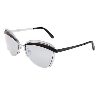 Bertha Aubree Women's Titanium Sunglasses - 100% UVA/UVB Prorection - Polarized Lens - Multi
