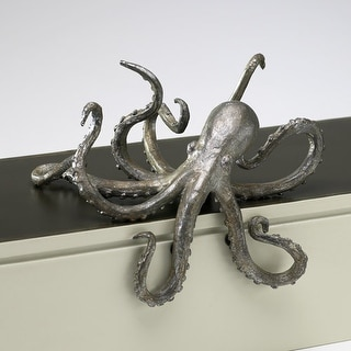 "Cyan Design 2827 3.75"" Octopus Shelf Decor"