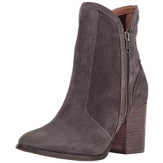 Seychelles Womens Lori Ankle Boots Suede