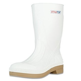 Xtratuf Mens Shrimp Boot, White, 11