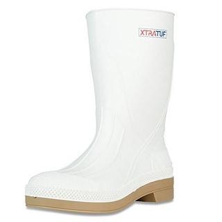 Xtratuf Mens Shrimp Boot, White, 12
