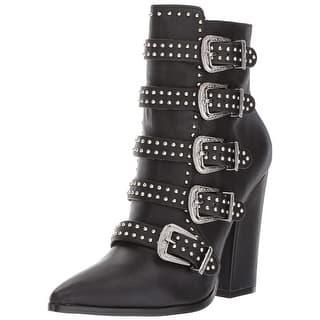 d1826ce5446 Buy Black Steve Madden Women s Boots Online at Overstock